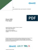 Qinetiq Report on Geolocation