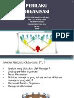 Perilaku_organisasi P.budi 2019