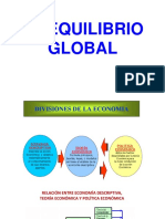 Equilibrio Global