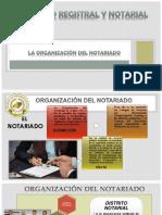 De la Organizacion del notariado 3