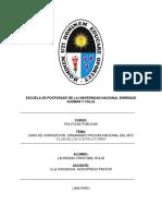 CASO DE CORRUPCION  ORGANISMO PROVIAS NACIONAL DEL MTC - ELABORADO POR ROLIN LAUREANO CRISTOBAL