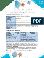 Guía de actividades y Rúbrica de evaluación - Tarea 2 - Elaborar mapa mental sobre la evolución de los seres vivos.pdf