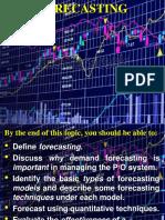 8POM Forecasting