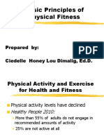 Principles of Fitness