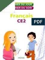 - Cahier Du Jour Cahier Du Soir CE2