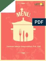 Startup Bootcamp Foodpreneurver1.0