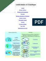 Biologie moléculaire et Génétique.docx