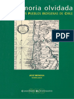 La memoria olvidada. Historia de los pueblos indígenas de Chile.pdf