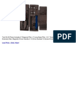 Tool Kit 25 Piece