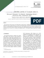 antifertility acalypha