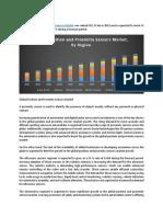 Global Position and Proximity Sensors Market w