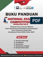 BUKU PANDUAN PESERTA NEC KEF IX 2019.pdf