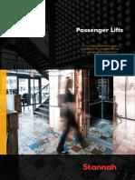 Stannah Passenger Lift Brochure