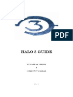 Halo 3 Guide - Edition 1 0