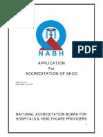 SHCO New Application