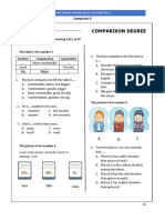 LKPD Degree of Comparison