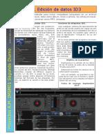 01 Edición de Datos ID3