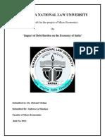 Micro Economics Final