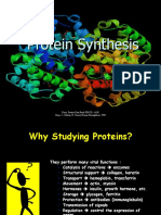 Lecture Presentation - Protein Synthesis.ppt