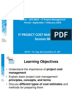 20180830143311_PPT6-IT PROJECT COST MANAGEMENT-R0.ppt