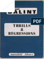 (Maresfield Library) Michael Balint - Thrills and Regressions-Karnac Books (1987)