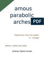 Famous Parabolic Arches (1)