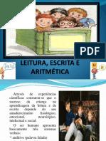 Livro Sobre Leitura Escrita Aritmetica