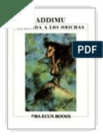 ADIMU OFRENDA ALOS ORICHAS - Oba Ecun- 214 pag.pdf