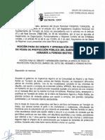 Moción de Podemos en Torrejón de Ardoz sobre los fondos buitre