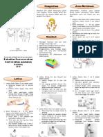 Leaflet Mobilisasi Dini AYU