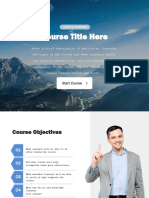 Course Template ispring 8