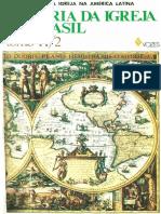 Dussel - Historia General de La Iglesia Tomo 3 (Brasil 2)