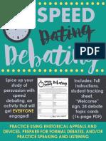 speeddebatingpersuasiveactivitytopracticedebateethospathoslogos