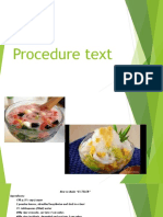 PPT Procedure Text Smp