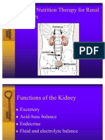 Renal Disorders MNT