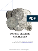 Como Se Describe Una Moneda