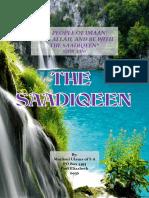The Saadiqeen Eread