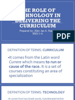 The role of technology in delivering the curriculum.pptx