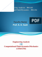 CFD -Part 2_1 - Classification of ODE and PDE Equations