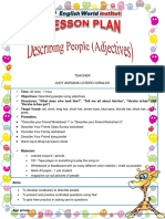 Describing People (Adjectives) LESSON PLAN JUDY.docx