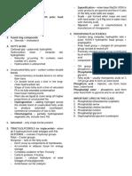 Chapter 8 - Lipids Reviewer