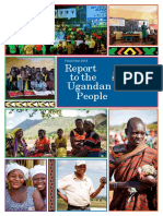 FINAL FY2018 Report to the Ugandan People