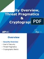 Basics Threat Crypto