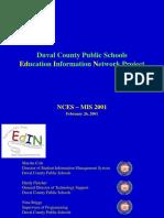 web student info