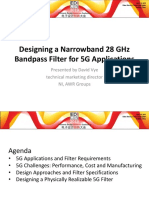 EDICONChina2019_(87)_Vye, David_Designing A Narrowband 28-GHz Bandpass Filter for 5G Applications.pdf