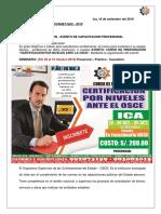 Carta Circular Certificacion Osce 2019
