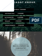 Environmental Chemistry - Ppt