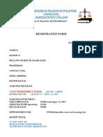 Jls Philsat Registration Form Sept