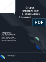 Cap 1 - Grupos Org Inst - ABC-convertido