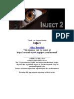 Greg Rostami - Inject 2 System Manual